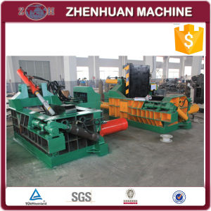 Hydraulic Metal Baler pictures & photos