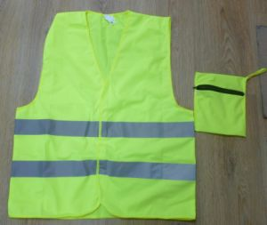Traffic Work Safety Clothing Motorcycle Reflective Safety Vest pictures & photos