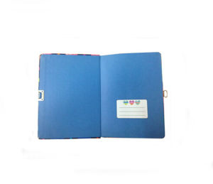 2017 Newest Eco-Friendly Diary with Lock and Key pictures & photos