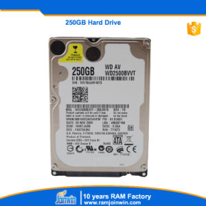 2.5inch SATA 250GB Laptop Hard Drive pictures & photos