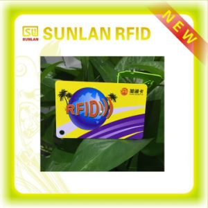 Free Sample! RFID Card/Contactless Smart Card/PVC ID Card/Blank RFID Card/NFC Card/Proximity Card/Transparent Business Card/Hotel Key Card for Access Control pictures & photos