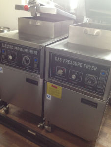 24L Cheap Chicken Pressure Fryer (manual panel, without oil pump) pictures & photos