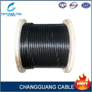 Double Jacket 24core Single Mode ADSS Power Cable (span: 200m) pictures & photos