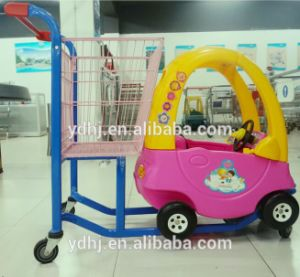 Supermarket Baby Toy Shopping Trolley pictures & photos