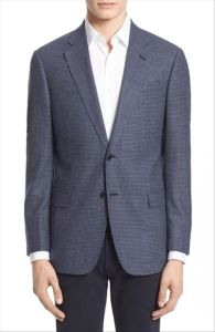 OEM Wholesale Classic Fit Men′s Formal Business Suit Blazer pictures & photos