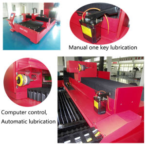 500W 1000W CNC Fiber Laser Metal Cutting Machine pictures & photos