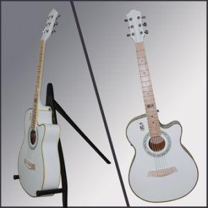 Custom Wooden Guitar (GT40A3036EQWH)