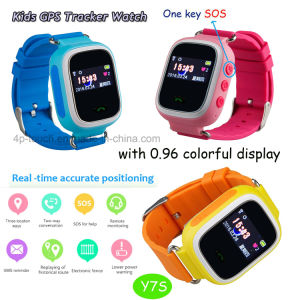 Real Time Tracker Watch for Kids with 3.0m Camera pictures & photos