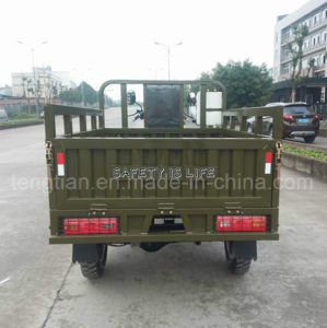 2015 New Chongqing China Adults Cargo Tri-Truck pictures & photos