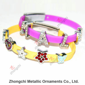 8mm Colorful Silicone Bracelet (BR) pictures & photos
