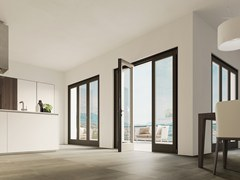 Swing Windows with High Quality