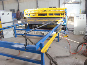 High Quality Welded Mesh Fence Welding Machine pictures & photos