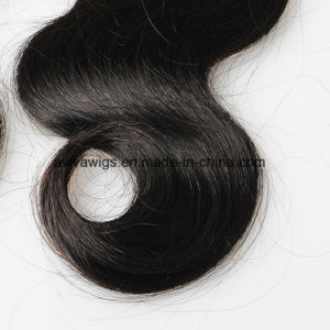 100% Virgin Peruvian Natural Virgin Hair Extension pictures & photos