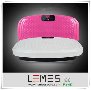 New Style Super Fit Massage Vibration Plate with Ce pictures & photos