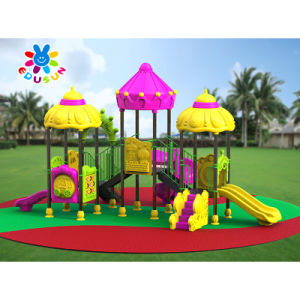 Large Combination Slideof Dream Park Series (outdoor playground equipment) (XYH-MH005)