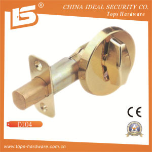 Stainless Steel Single Side Deadbolt -D104 pictures & photos