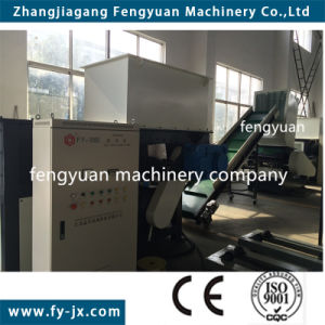 Waste Plastic Pipe Shredder/Single Shaft Shredding Machine pictures & photos