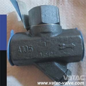 Forged Steel A105n/Lf2/F11/F304/F316 Thermodynamic Steam Trap with NPT/Thread/Bw/Sw Ends pictures & photos