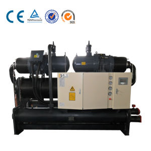 Big Cheaper Industrial Water Cooling Screw Chiller Unit pictures & photos