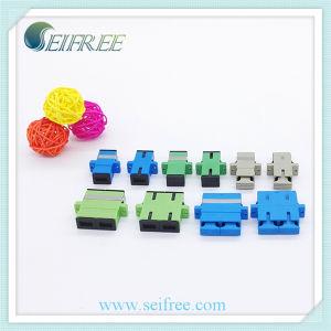Wholesale Sc Fiber Optic Adapter (Simplx&Duplex Singlemode&Multimode) pictures & photos