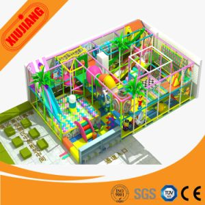 China Indoor Attractive Playground Soft Equipment pictures & photos