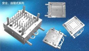 Injection Mould for Safety Syringe and a&D Syringe