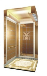 Small Home Elevator with Traction Drive pictures & photos