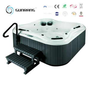 Sunrans Balboa System Modern Outdoor SPA Portable Hot Tub Outdoor SPA Whirlpool Bathtub pictures & photos