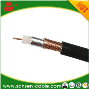 Syv 75, 3c-2V, Rg59, Rg6u Coaxial Cable, Coax for CCTV Coaxial Cable pictures & photos