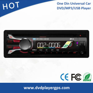 Detachable Panel Car DVD/MP3 Player for Universal One DIN pictures & photos