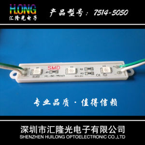 Waterproof SMD5050 LED Module DC12V 0.72W pictures & photos