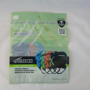 Plastic Ziplock Packing Bag with Printing pictures & photos
