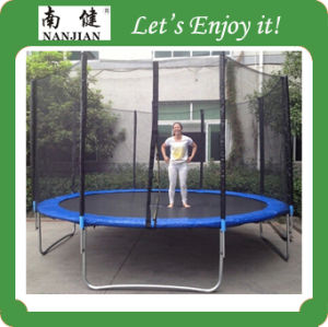Trampoline with Enclosure with Competitive Pirce pictures & photos