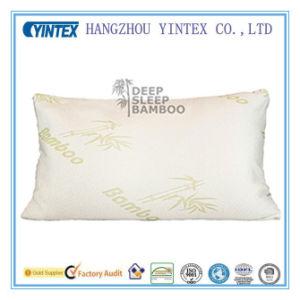 Memory Neck Pillows Bamboo Fiber Memory Foam Pillow pictures & photos