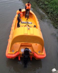 Marine Survival Traning Highly Speed Rescue Boats (FRB) pictures & photos