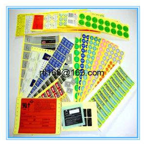 Manufacturers Supply for The Black DOT Label pictures & photos