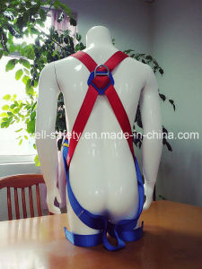 Full Body Harness with Three-Point Fixed Mode (EW0313H) pictures & photos