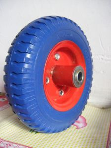 PU Wheels pictures & photos