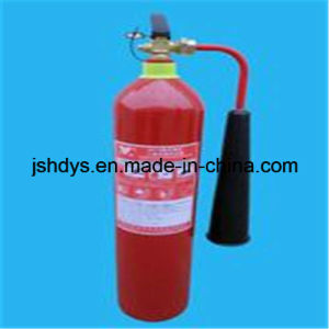 Concave Bottom High Pressure 5kg Alloy Steel CO2 Fire Extinguisher (cylinder: EN1964-1) pictures & photos