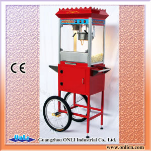 Popcorn Machine with Cart pictures & photos