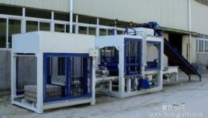 Full Automatic Block Production Line pictures & photos