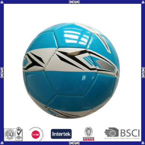 China Supplier Cheap PVC Material Wholesale Football Soccer pictures & photos
