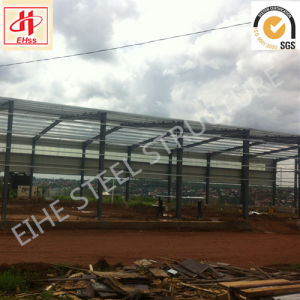 Light Steel Construction Building Workshop Shed pictures & photos