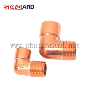 Brass Plumbing Fittings with Plated pictures & photos