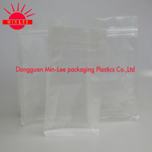 Flat Bottom Gusset Paper Plastic Laminated Bag pictures & photos