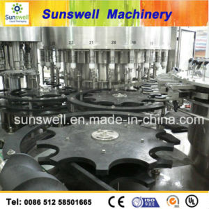 China Sunswell 20 Liter Barreled Water Filling Production Line pictures & photos