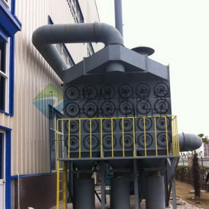 Forst Electronic Plant Dust Collector Machine pictures & photos