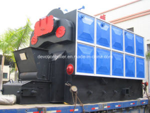 Hot Sale 3 T/H Fully Automatic Coal Fired Steam Boiler pictures & photos