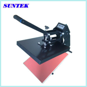 40X50cm E-Magnet Auto-Open T Shirt Printing Machines Prices (STM-M10F1) pictures & photos