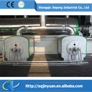 Old Plastic Recycling Pyrolysis Line for Oil pictures & photos